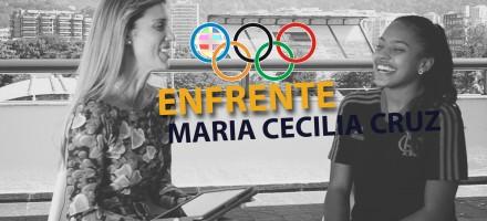 MARIA CECÍLIA CRUZ – ENFRENTE / GINÁSTICA ARTÍSTICA