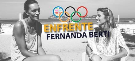 FERNANDA BERTI – ENFRENTE / VOLEI DE PRAIA